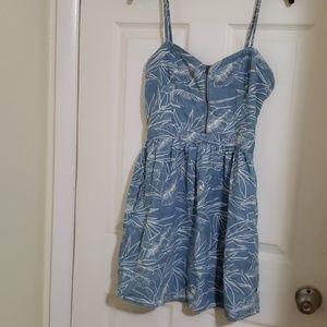 Vans Denim pocket dress